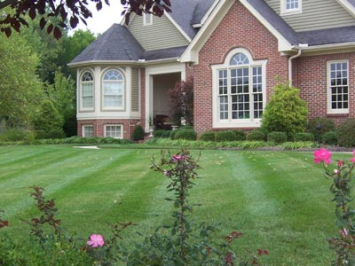 residential lawn care troy oh