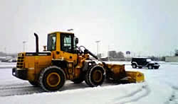 Snow Removal in Dayton